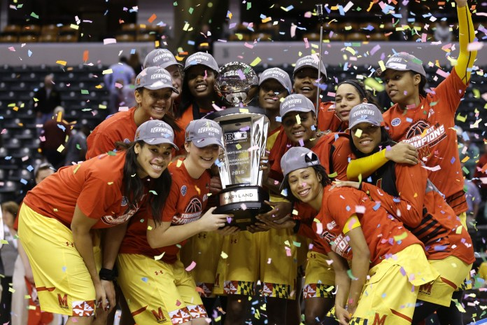 Maryland Women's Basketball Win Game by 129 Points