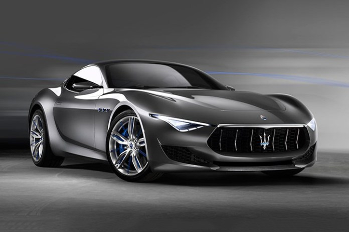 Maserati's All-Electric Alfieri Set to Launch in 2020
