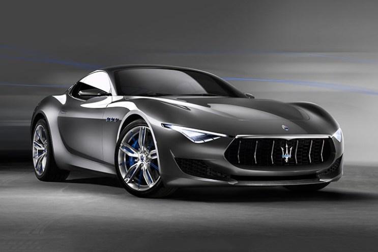 Maserati's All-Electric Alfieri Set to Launch in 2020