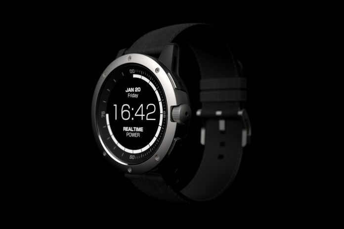 This Smartwatch Is Powered via Body Heat
