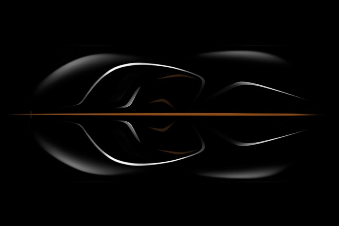 McLaren Is Working on a Three-Seat Successor to the F1