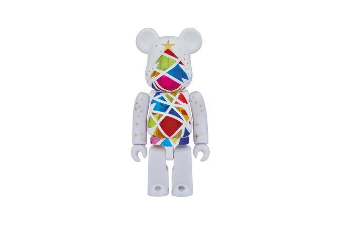 Medicom Toy Gets Into the Christmas Spirit With Latest Bearbricks