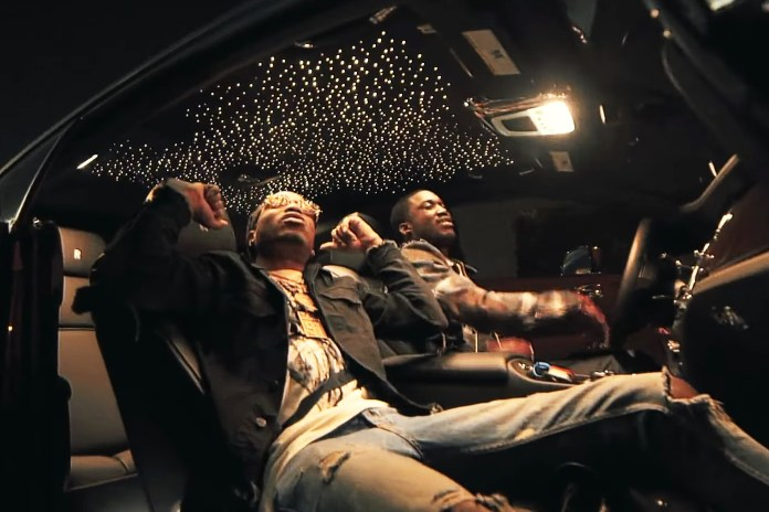 """Meek Mill Unveils """"The Difference"""" Video Featuring Quavo and Desiigner"""