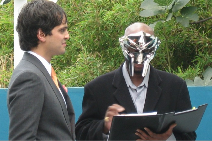 MF DOOM Is Now Officiating Weddings