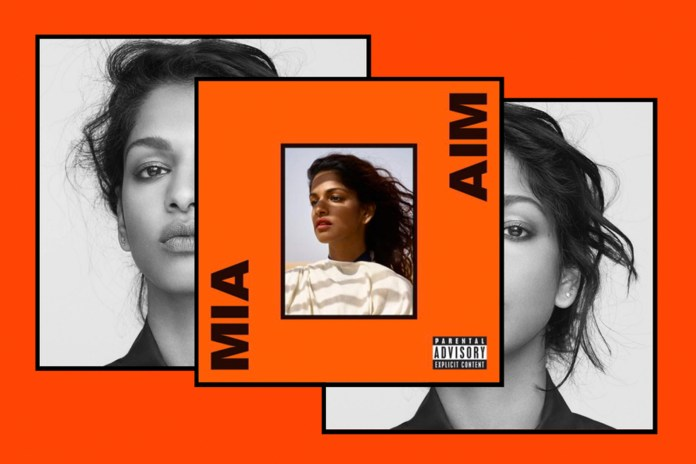 M.I.A. Asks Fans to DIY Her Tour Merch