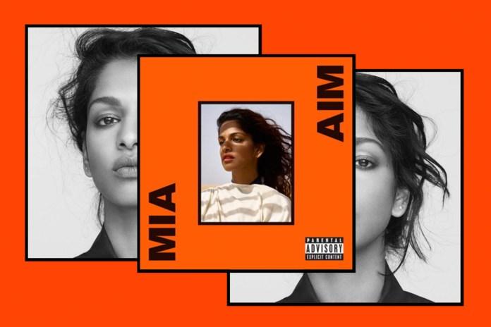 M.I.A. Asks Fans to DIY Her Tour Merch