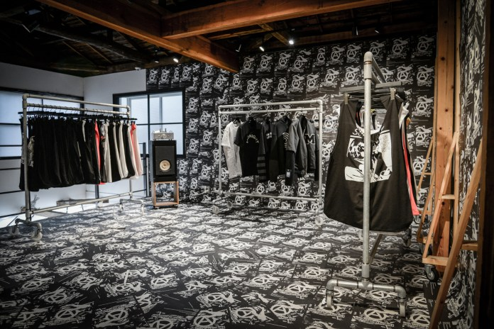 Take a Look Inside MIDNIGHT STUDIOS' 2016 Fall/Winter Pop-Up at NUBIAN Harajuku