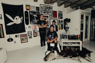 Here's a Peek into the Work Space of Midnight Studios' Shane Gonzales