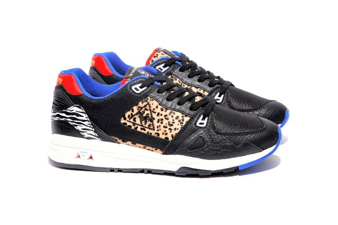 Mighty Crown & mita sneakers Put Their Spin on Le Coq Sportif's R1000