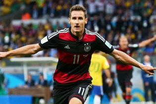 World Cup Record-Breaker Miroslav Klose Announces His Retirement From Football