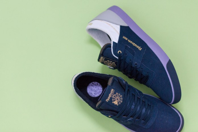 mita sneakers & FLAPH Unite to Take on the Reebok Workout Low