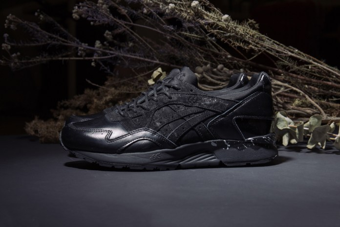 A Closer Look at the monkey time x ASICS Tiger GEL-Lyte V