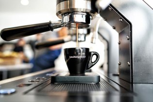 (multee)project & Coffee Manufactory Unveil an Exclusive Espresso Set