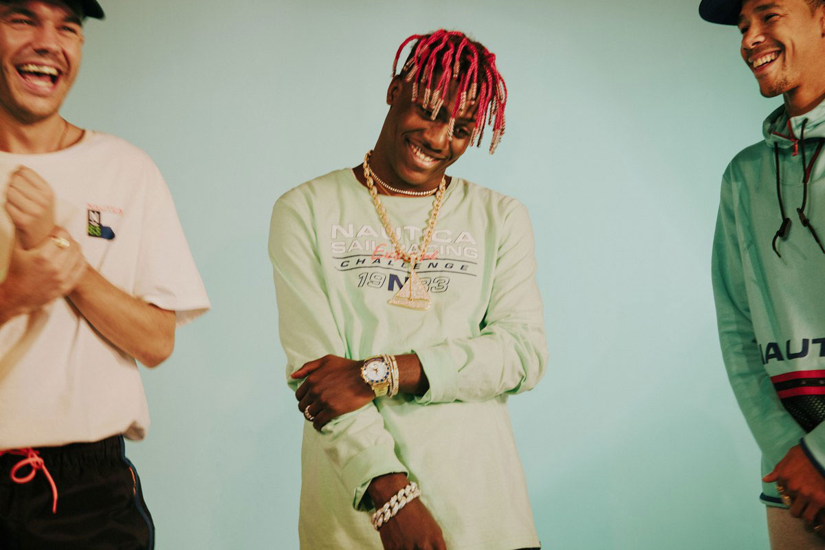 Nautica Lil Yachty 90s Urban Outfitters - 1788078