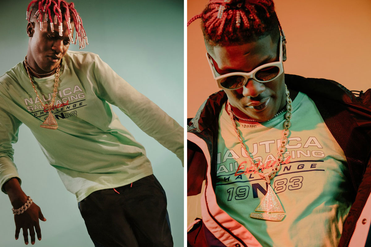 Nautica Lil Yachty 90s Urban Outfitters - 1788080