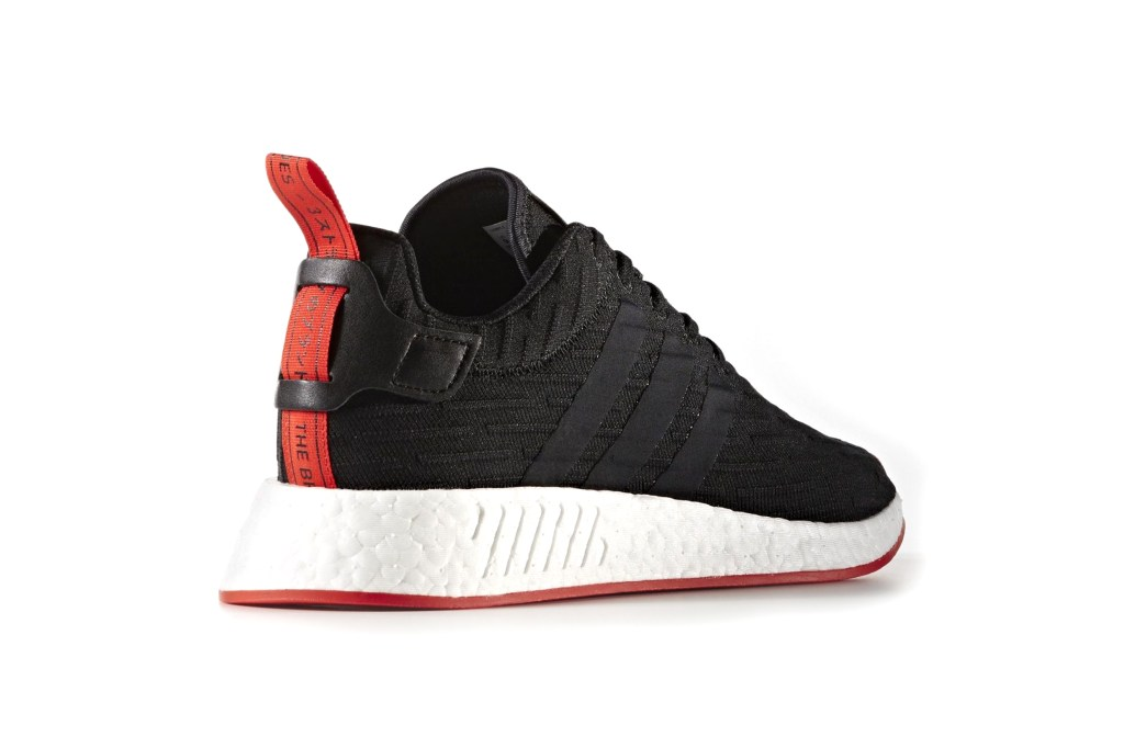 Adidas NMD R2 Black Red EARLY Unboxing Review Sizing
