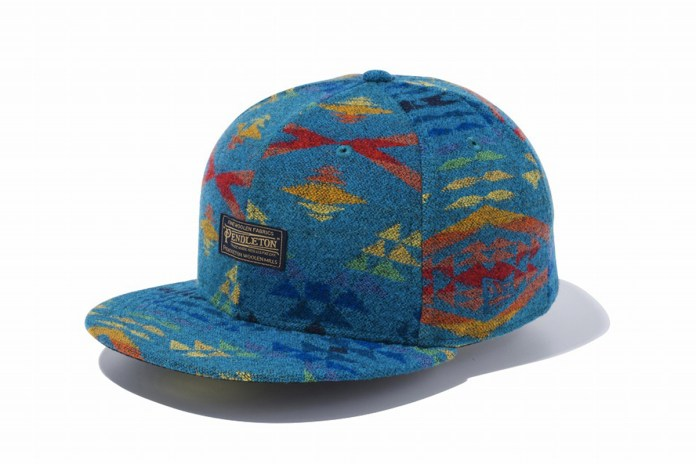 New Era Drops Vibrant New Cap Collaboration With Pendleton