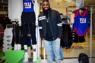 Future Pro Bowler Landon Collins Talks Playoffs, OBJ's Eccentric Style & Understanding NYC Fashion