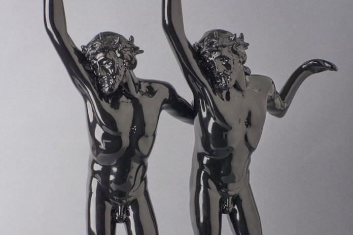 NEXUSVII. & Medicom Toy Bring Back Their All-Black 'Christ Unlimited' Figure