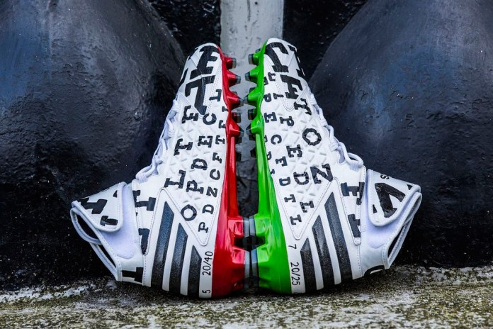 NFL Finally Encourages Custom Footwear With #MyCauseMyCleats Campaign