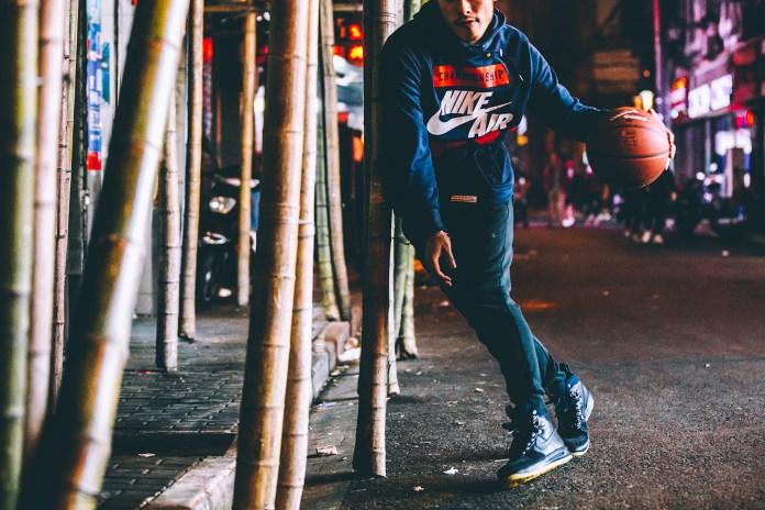 Nike Sportswear Shines a Spotlight on Its 2016 Holiday Offerings