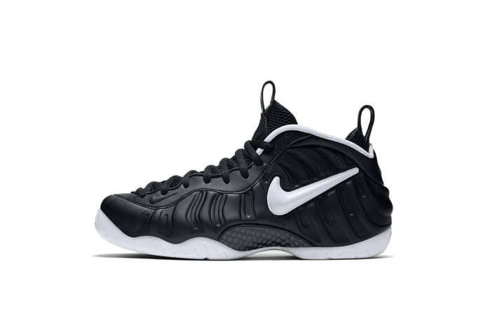 "Nike Officially Unveils 2016's Air Foamposite Pro ""Dr. Doom"" Retro"