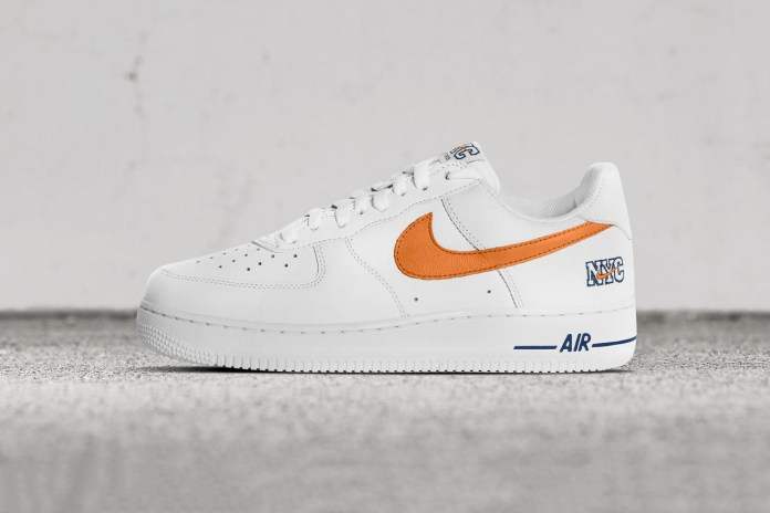 "Nike Ushers in New SoHo Store With Special Air Force 1 ""NYC"" Releases"