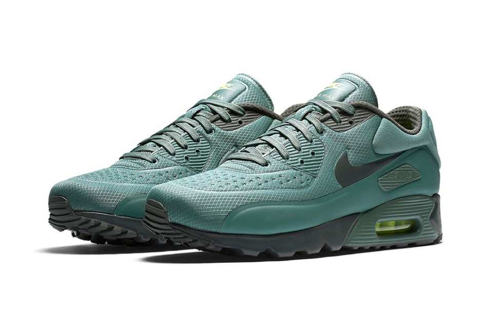 nike air max 90 ultra se hasta green hypebeast. Black Bedroom Furniture Sets. Home Design Ideas