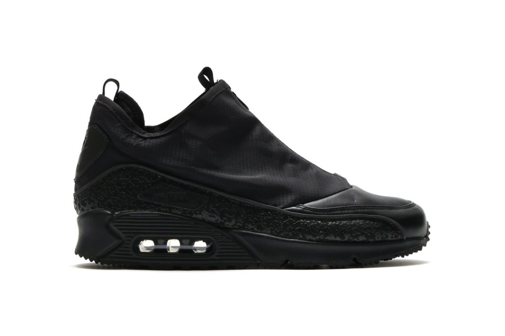 Nike Air Max 90 Utility Quot Triple Black Quot Hypebeast