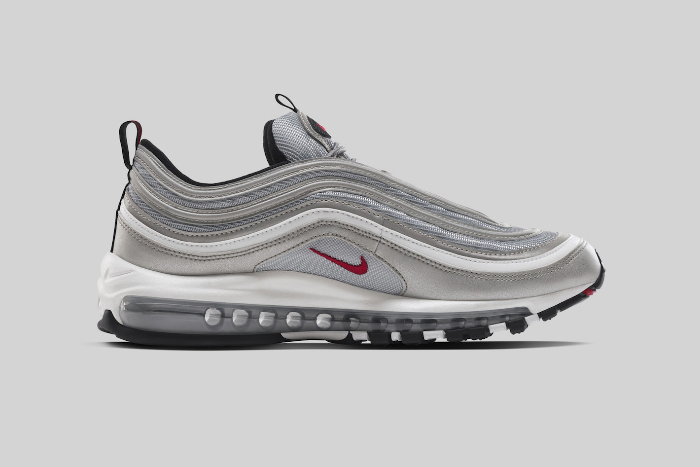 nike air max 97 silver special launch event hypebeast. Black Bedroom Furniture Sets. Home Design Ideas