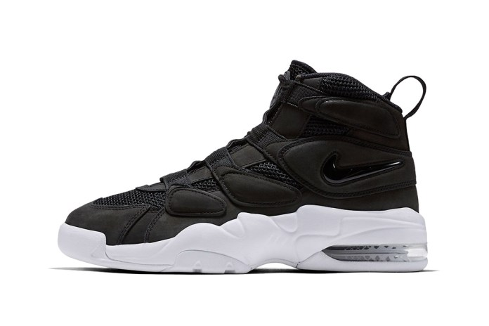 There's More in Store for the Return of the Nike Air Max Uptempo 2 Silhouette