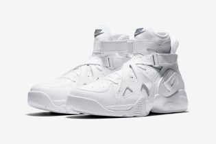 """Nike Set to Release """"Triple White"""" Air Unlimited Colorway"""