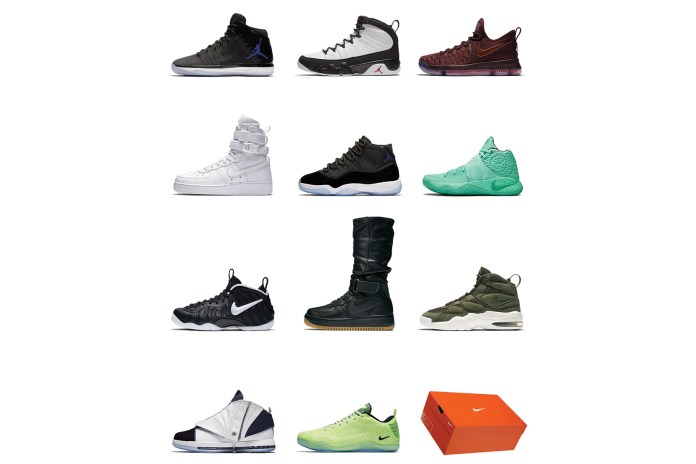 "Nike Announces Insane Line of Basketball-Appreciative Releases Dubbed ""12 Soles"""