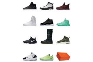 "Nike Announces Insane Line of Basketball-Appreciative Releases Dubbed ""12 Soles"""