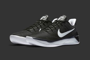Nike Unveils a Black and White Kobe A.D.