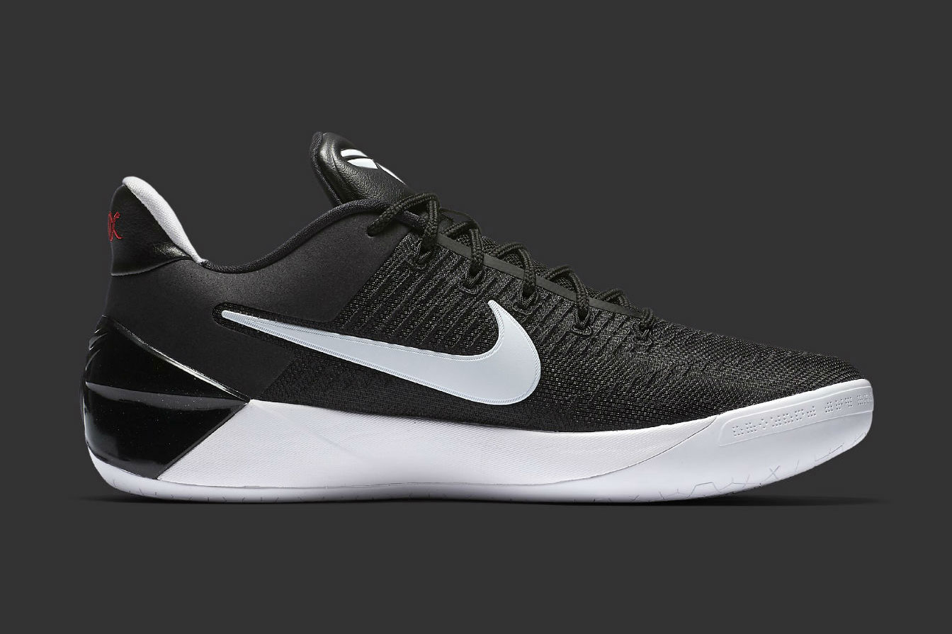 black and white kobes