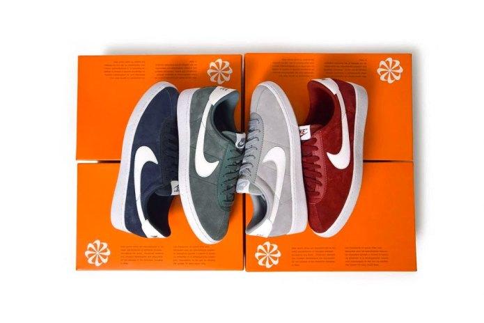 The Nike Bruin Gets a Retro Suede Revamp
