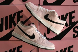 Nike SB's New Dunk Low Revisits 2005's Pink Box