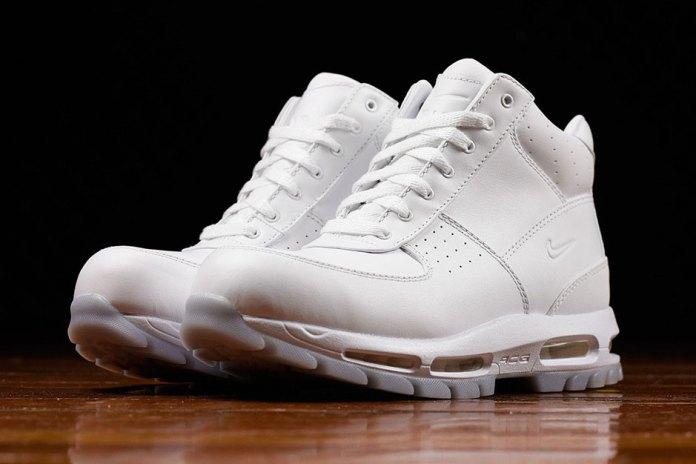 Nike's Air Max Goadome Sneaker Boot Is Winter-Ready