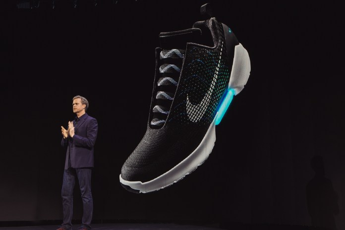 Nike's Self-Lacing Hyperadapt 1.0 Silhouette Will Not Be Affordable for Most Sneakerheads