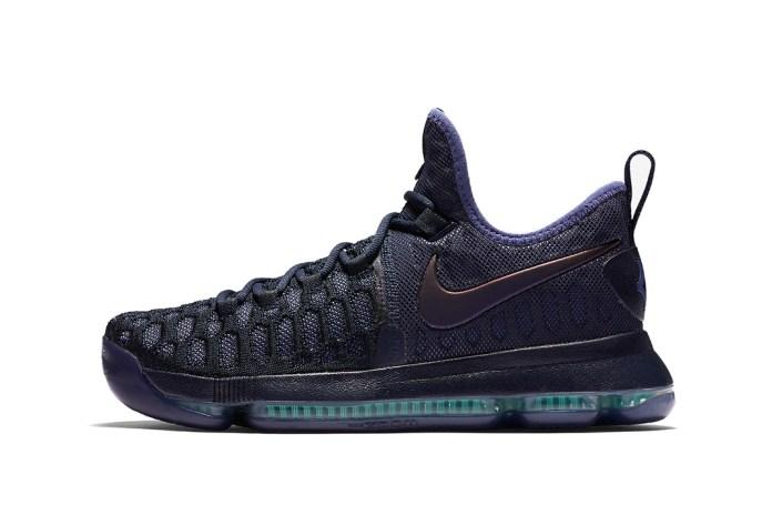 "Nike's KD 9 ""Dark Obsidian"" Joins the Black Friday Festivities"