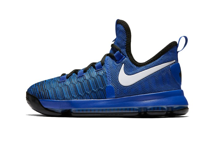 "Nike Coats the KD 9 in ""Game Royal"" Blue"