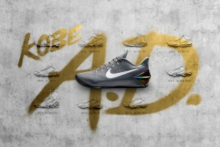 Nike Unveils the Kobe A.D.