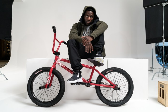 Nike Taps Nigel Sylvester to Debut Brand New LunarCharge Silhouette