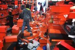 Picture of A Nike Outlet Was Trashed by Shoppers on Black Friday