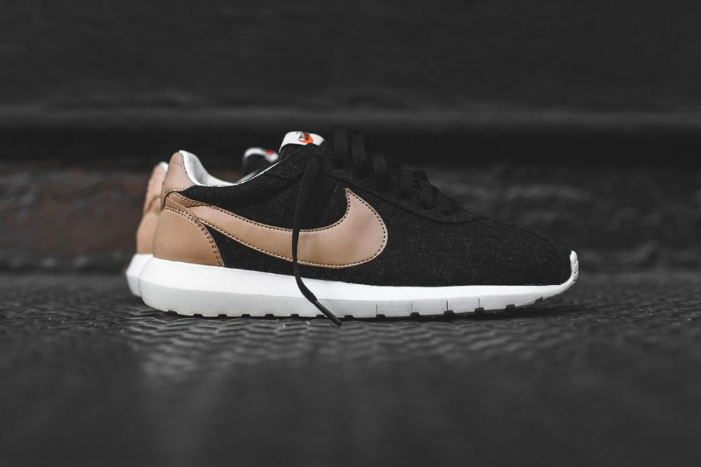 nike roshe ld 1000 black veg tan hypebeast. Black Bedroom Furniture Sets. Home Design Ideas
