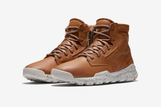 "Nike's SFB 6"" Bomber Gets a Premium Upgrade in ""Cognac"""