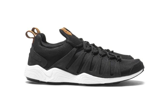 Nike's Hybrid Zoom Spirimic Drops in Black