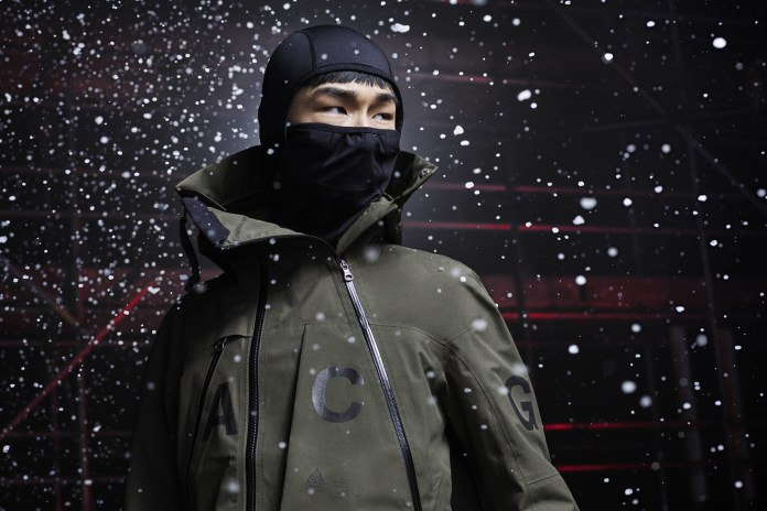 NikeLab Unveils Its 2016 Holiday ACG Apparel