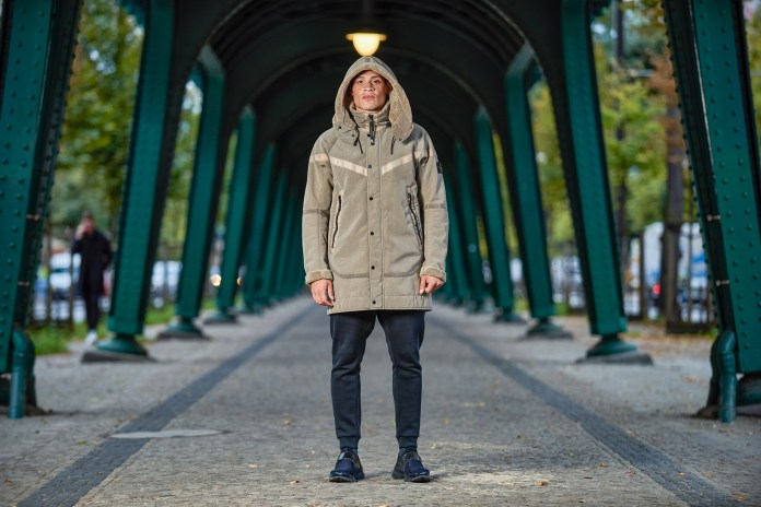 NikeLab x Stone Island Unleashes Its Third Windrunner Collaboration With a Wool Lining